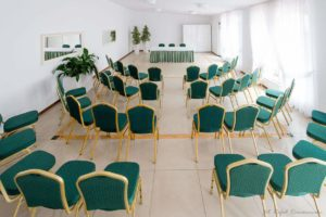 sala konferencyjna ustawienie sali u łobez